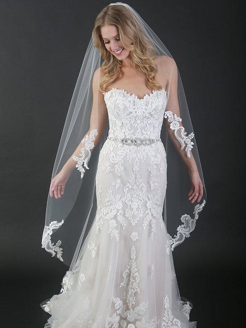 Bel Aire Bridal Style V7477  Image