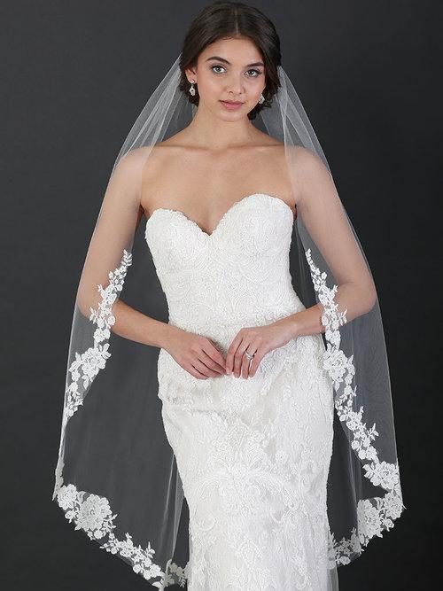 Bel Aire Bridal Style V7494  Image