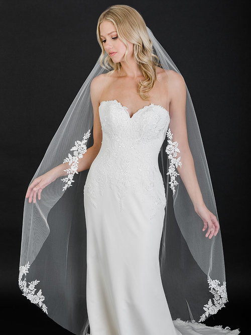 Bel Aire Bridal Style V7505  Image