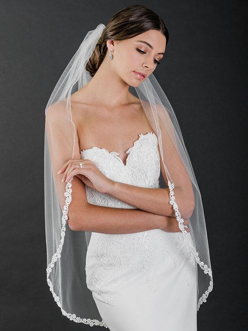 Bel Aire Bridal Style V7507  Image