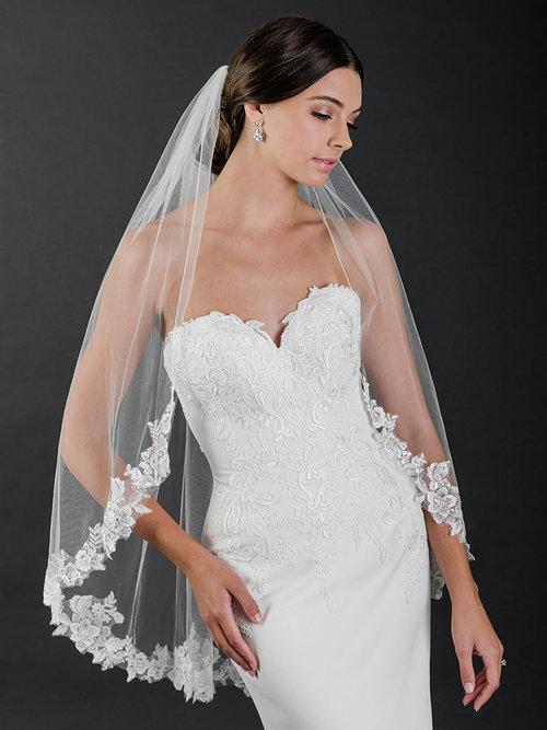 Bel Aire Bridal Style V7510  Image