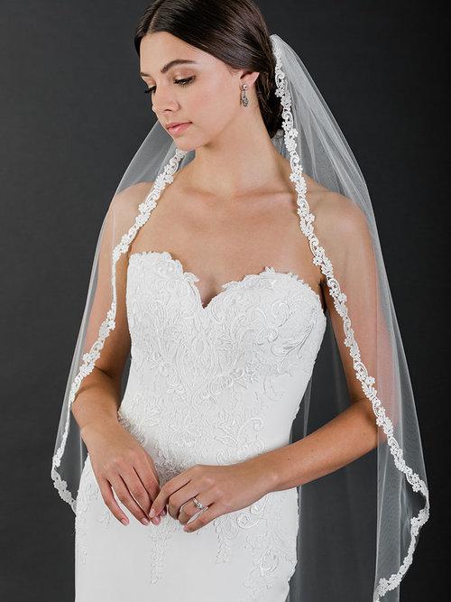 Bel Aire Bridal Style V7517  Image
