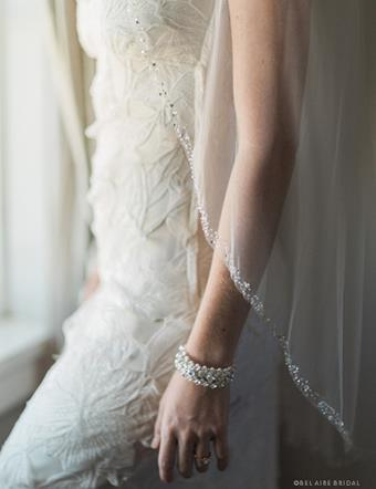 Bel Aire Bridal Style V7106
