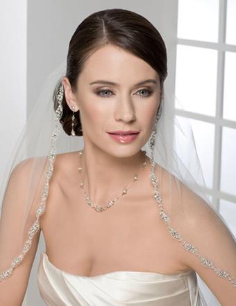 Bel Aire Bridal Style #V7112