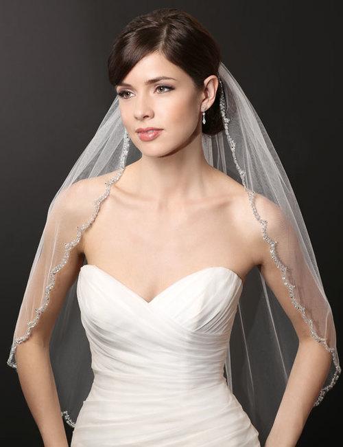 Bel Aire Bridal Style V7224  Image