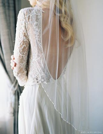 Bel Aire Bridal Style V7354