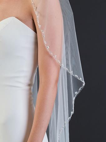 Bel Aire Bridal Style #V7454