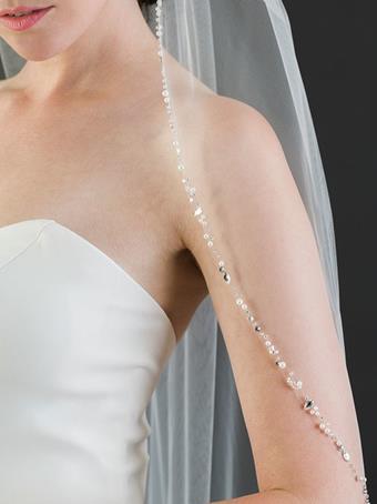 Bel Aire Bridal Style V7456