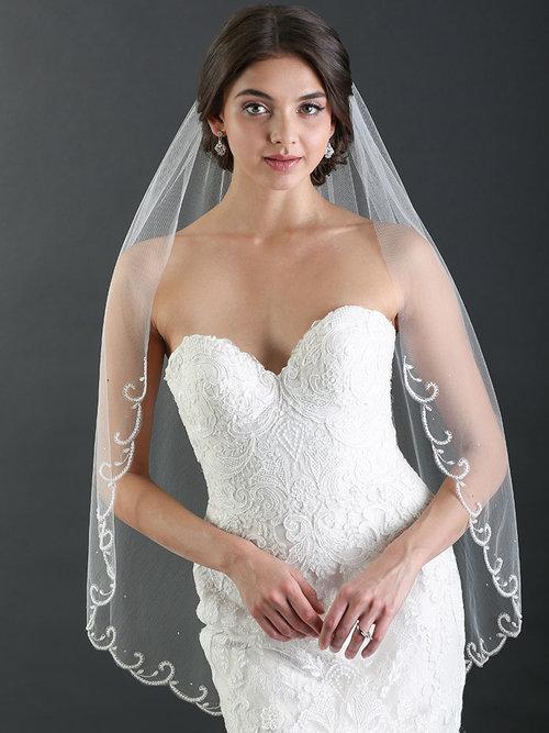 Bel Aire Bridal Style V7480  Image