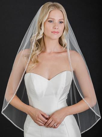 Bel Aire Bridal Style V7502