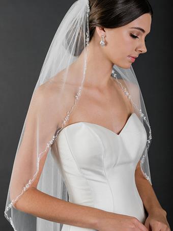 Bel Aire Bridal Style #V7504