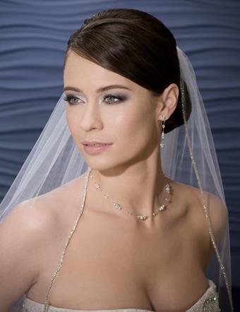 Bel Aire Bridal Style #V8292