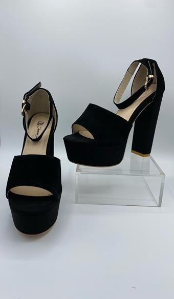 Diverse Style by Sydni Dion Style No. Platform Chunky Heel
