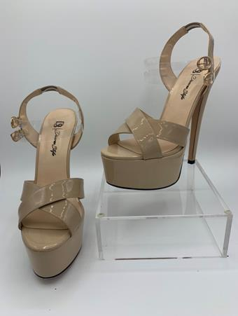 Diverse Style by Sydni Dion Style No. Platform Heel