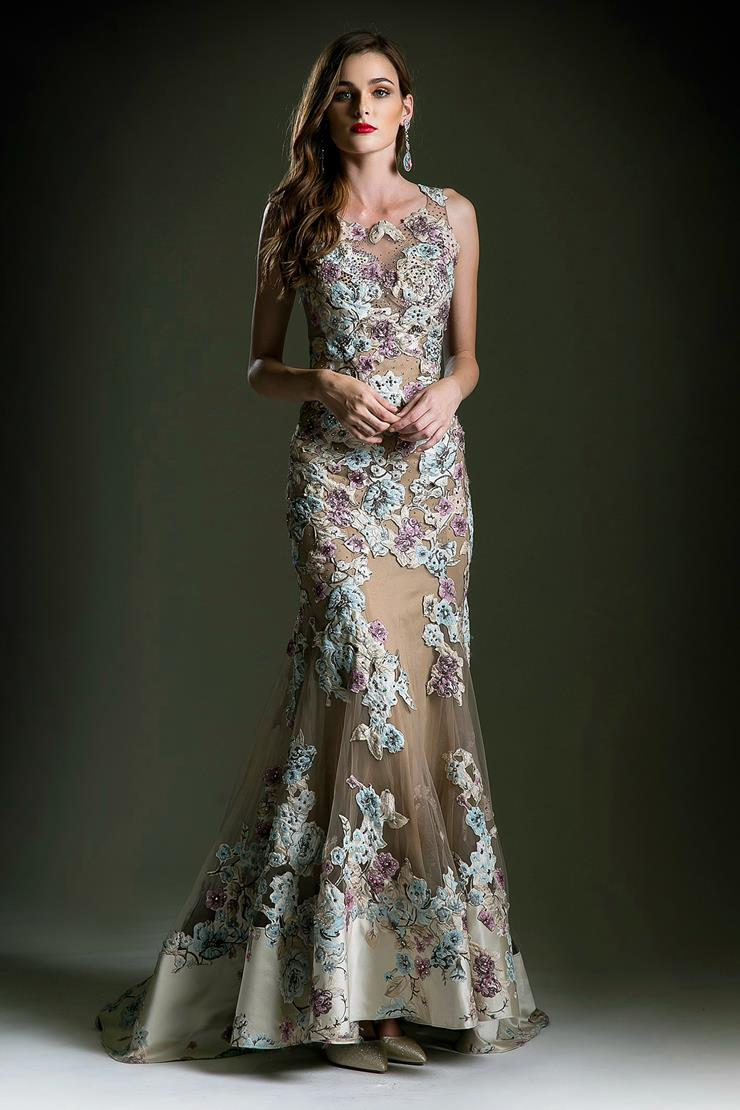 Andrea & Leo Couture Style #5009
