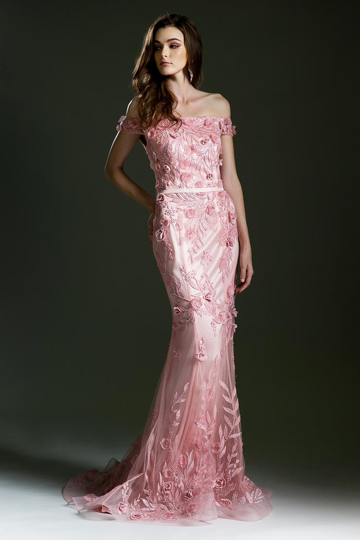 Andrea & Leo Couture Style #5155