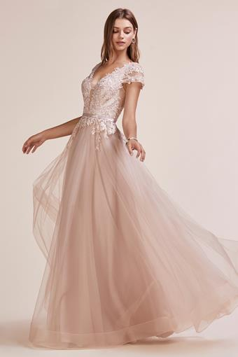 Andrea & Leo Couture Style #A0673