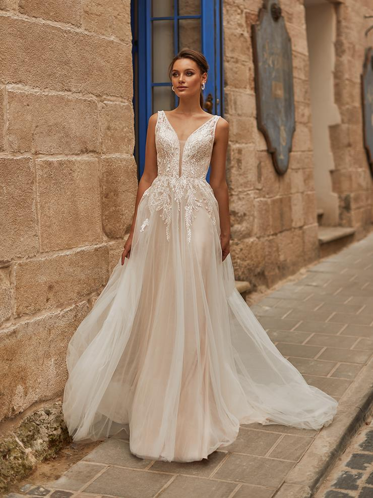 Moonlight Bridal Style No. J6811