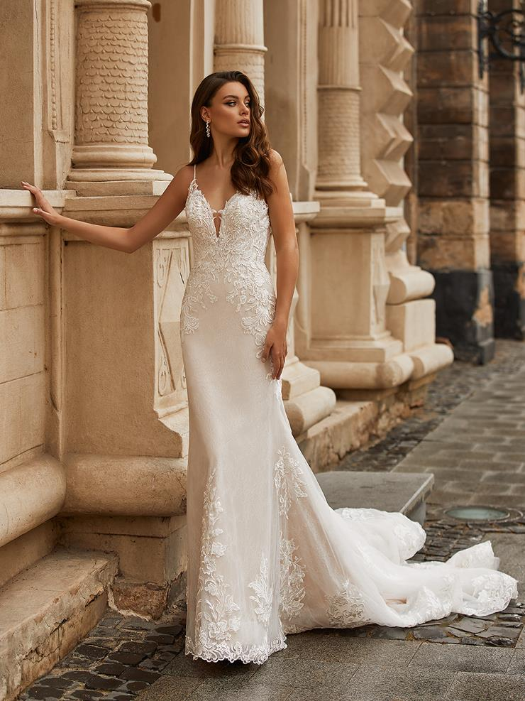Moonlight Bridal Style No. J6812