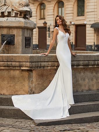 Moonlight Bridal Style No. J6814