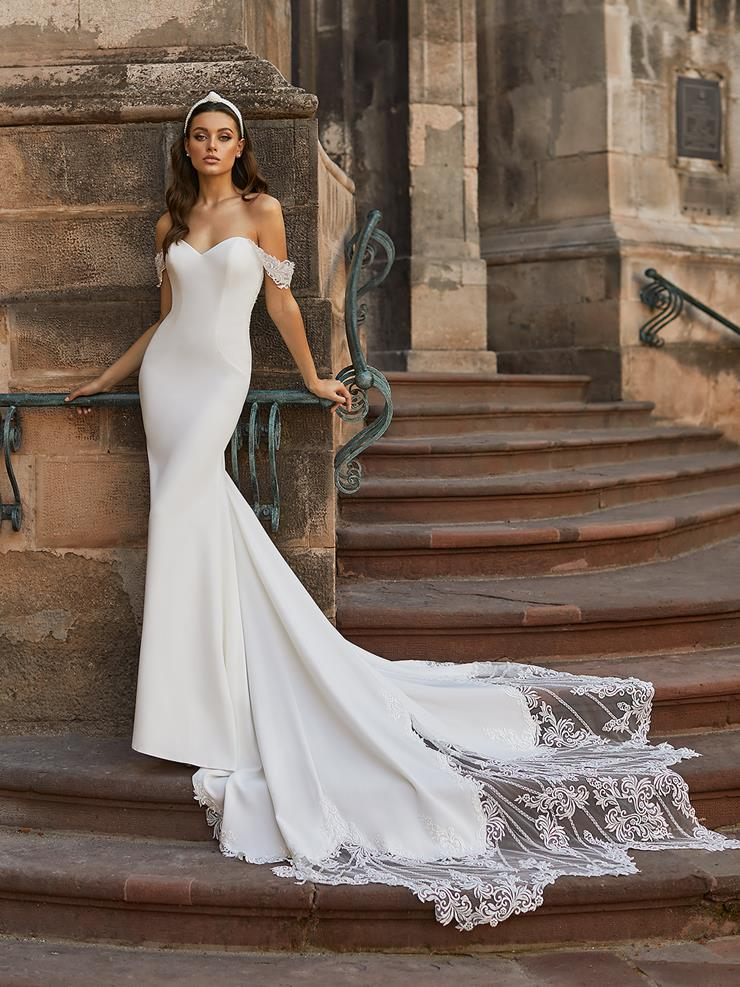 Moonlight Bridal Style No. J6817