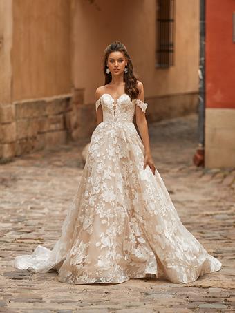 Moonlight Bridal Style No. J6818