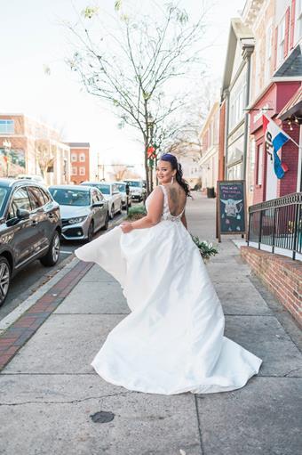 Main Street Bridal Ava Leigh