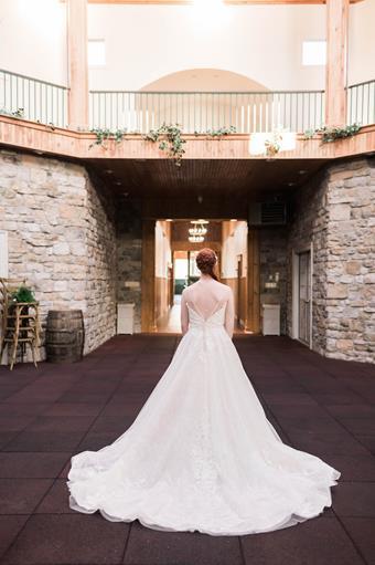 Main Street Bridal Emily Nicole