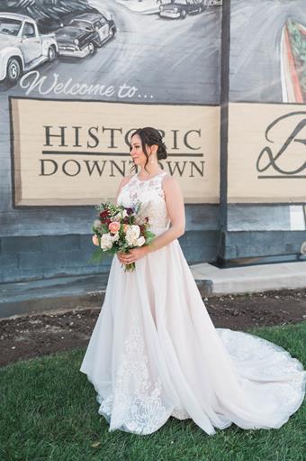 Main Street Bridal Shannon Nicole