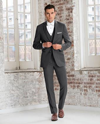 Michael Kors Sterling Wedding Suit - Ultra Slim