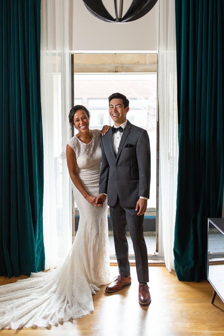 Michael Kors 392 Sterling Wedding Suit - Slim Image