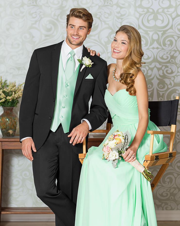 Michael Kors 472 Sterling Wedding Suit - Slim Image