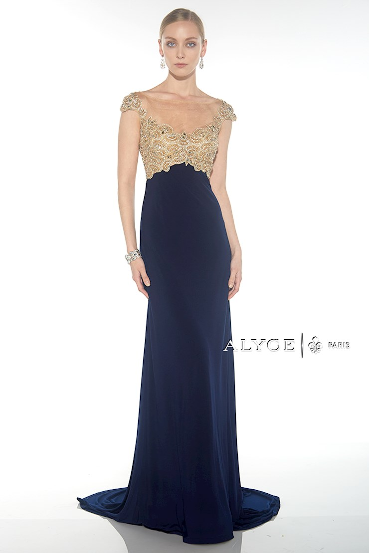 Alyce Paris Style #1003