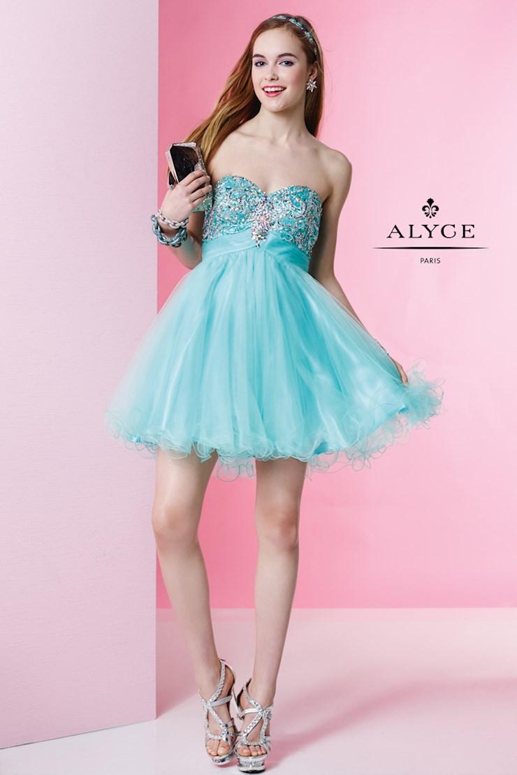 Alyce Paris 1055