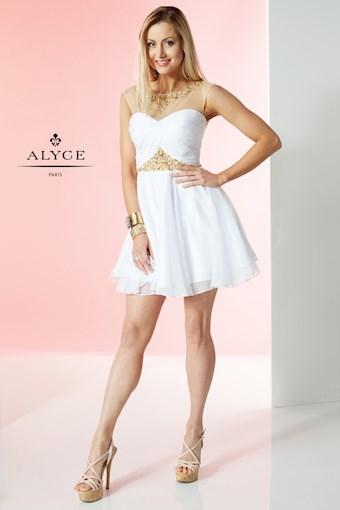 Alyce Paris Style #1065
