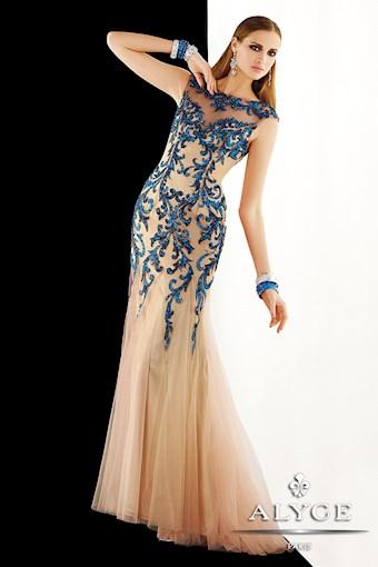 Alyce Paris Style #2381