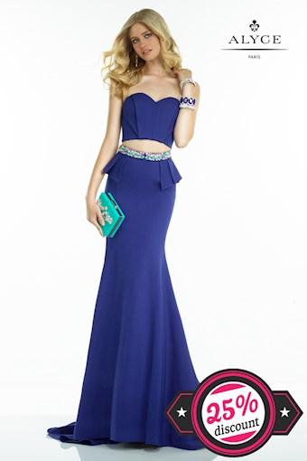 Alyce Paris Style #2554
