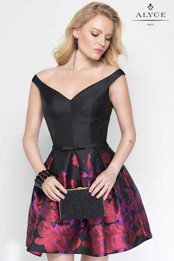 Alyce Paris Style #3695