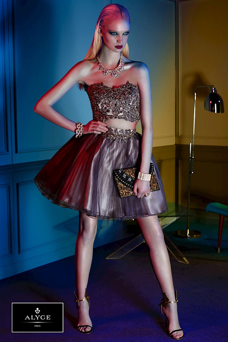Alyce Paris Style #4433