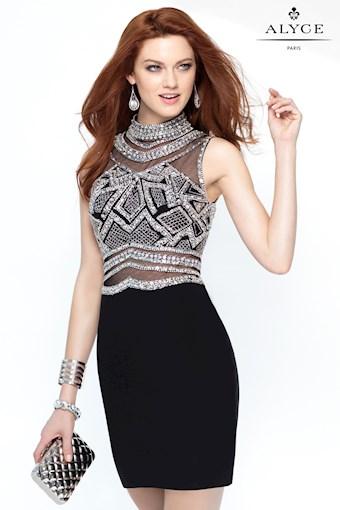 Alyce Paris Style 4445