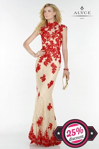 Alyce Paris Style #5776