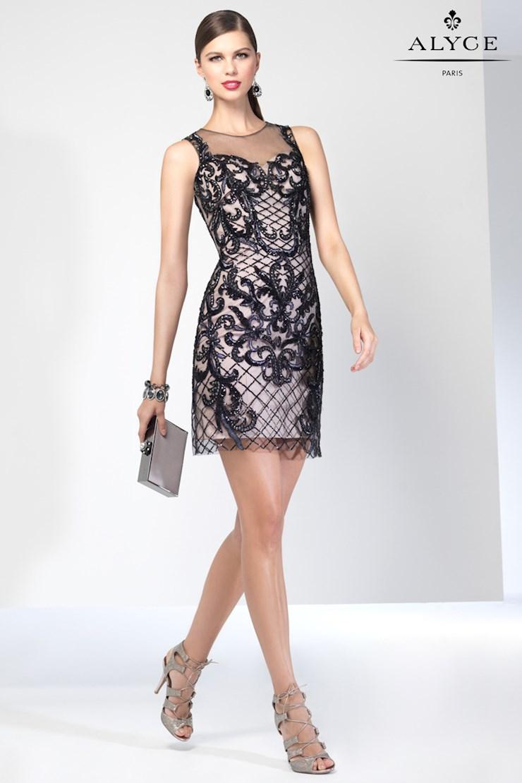 Alyce Paris Style #5824