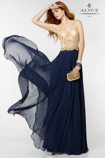 Alyce Paris Style #6527
