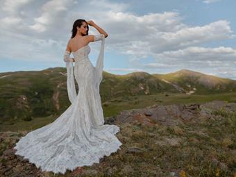 Allure Wilderly Bride Charli Sleeve