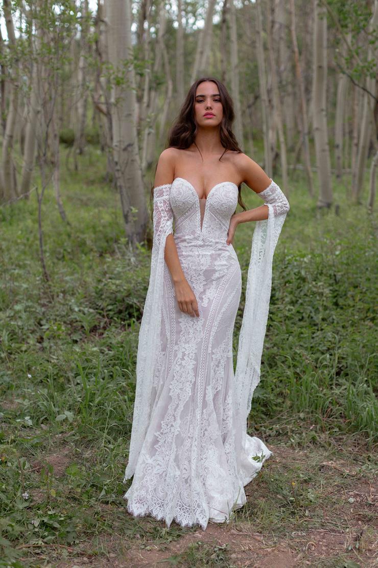 Allure Wilderly Bride Style #Charli Sleeve Image