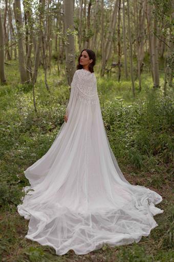Allure Wilderly Bride Shelby Cape