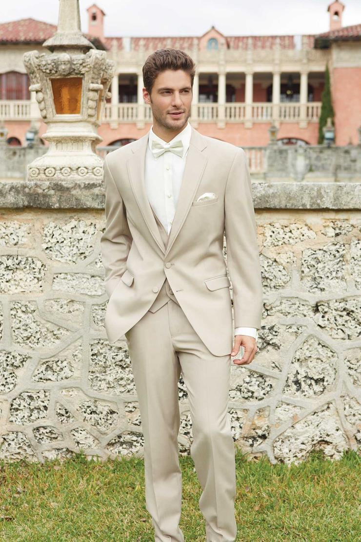 Allure Men 226M Tan Wedding Suit Image