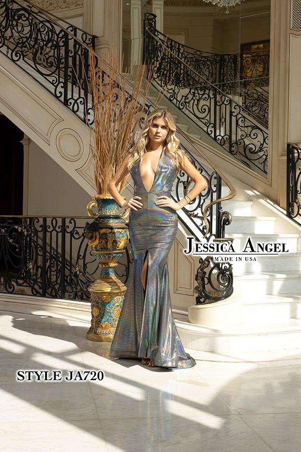 Jessica Angel Style #720  Image