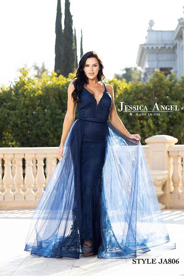 Jessica Angel Style #806 Image