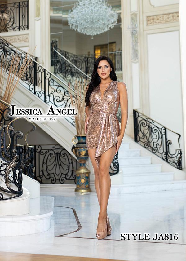 Jessica Angel Style #816  Image